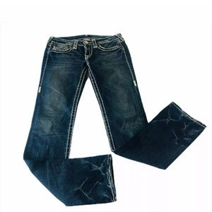 True religion women's jeans billy super T size 27
